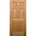 Solid Teak Wooden Door