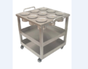 Masala Kitchen Trolley
