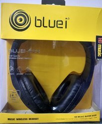 Bluei-333 Headphone Wireless Memory Card Suported