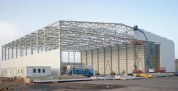 Steel Pre Fabricated Building for Warehouse