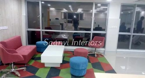 Complete Interior Work Corporate Renovation Work at Siemens,JIL Ground Floor, Size/Area: 3500, Commercial