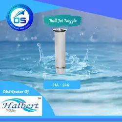 Fountain Ball Jet Nozzle - HA-246