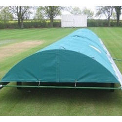 Cricket Pitch Cover Cage