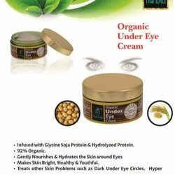 The EnQ Organic Under Eye Cream, Packaging Size: 50 Ml