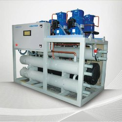 Automatic Voltas Water Cooled Scroll Chiller