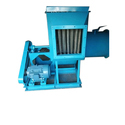 1400 Rpm Stainless Steel Air Heater Blower