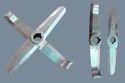 PVC Mixer Blade Set