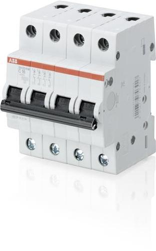 Abb Sh204m C0.5a To C4 Amps Miniature Circuit Breaker(mcb)