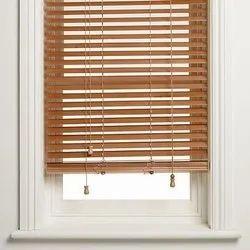Aluminum Powder Coated Brown Venetian Blind For Windows