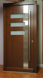 Teakwood Plywood Door,Plywood Boards, Matte, Thickness: 16mm