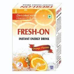 Vitamin C & Zync Energy Drink, Packaging Size: 105 Gram, Packaging Type: Box