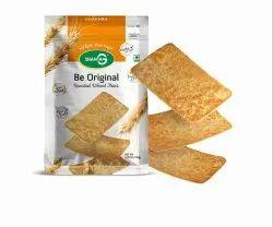 Be Original Wheat Thins (Khakhra), Packaging Type: Vacuum Pack