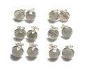 Gemstone Labradorite Earrings