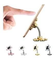 Multicolor Metallic Moblie Stand, Size: Large