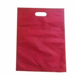 Non Woven Biodegradable Woven D Cut Bag, Packaging Type: Packet