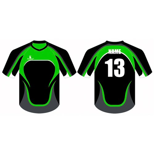 T-Shirt with Player Name and Number