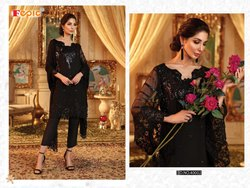 Embroidery Kurti With Pant