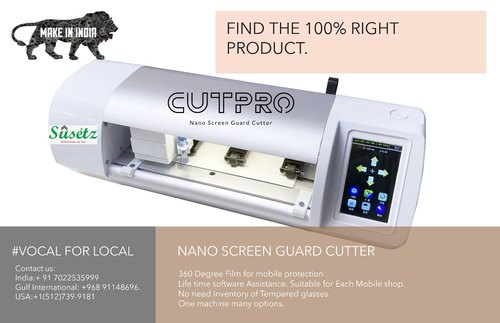CutPro Nano Screen Guard Cutter 2020 (Susetz)