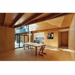 Wooden Interior Design Service