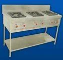 Cooking Range 3 Burner