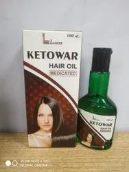 KETOWAR HAIR OIL