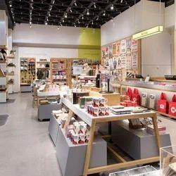 Retail Interior Designing Services