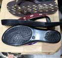 Mix Pu Flat Ladies Chappal