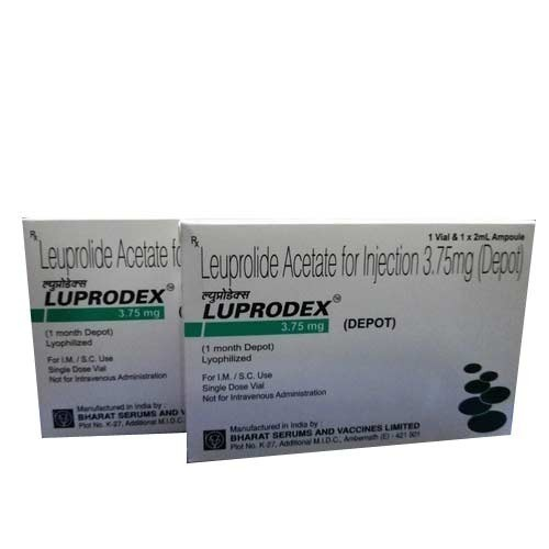 3.75 mg Leuprolide Acetate for Injection