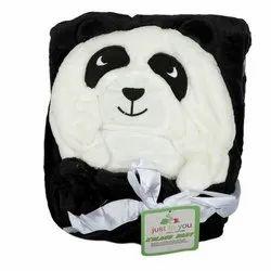 Baby Panda Blanket