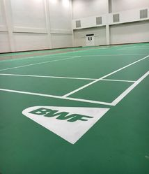 Badminton Court Floorings