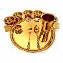 Grand Taj Golden Thali Set