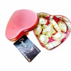 Premium Heart Chocolate