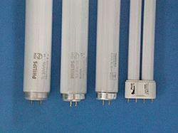 Reflector Coated UV Lamps (10R - UV-A)