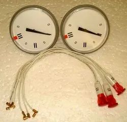 Lamp and Thermometer for Electric Water Heater