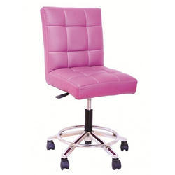 Pink BarChair