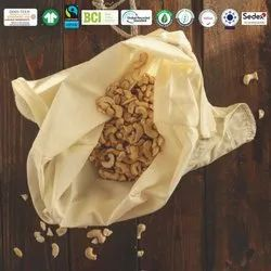 Eco Cotton Nuts Bag