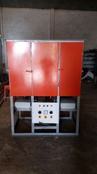 Paper Dona Maker Machine With Double Die