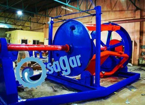Cable Laying Up Machine