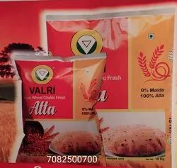 Wheat Flour, Packaging Type: Packet, 3 Months