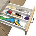 Kawachi Drawer Divider Plastic Organizer