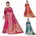 Banarasi Style Saree