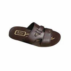 Garg Footwear Leather Mens Chappal