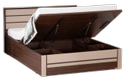Wooden Queen Bed PKBTU 007