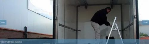 Cold Storage Construction Service & Cold Storage Builders
