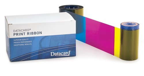 Datacard Half Panel Ribbon Roll