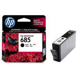 Hp 685 Black Ink Cartridge