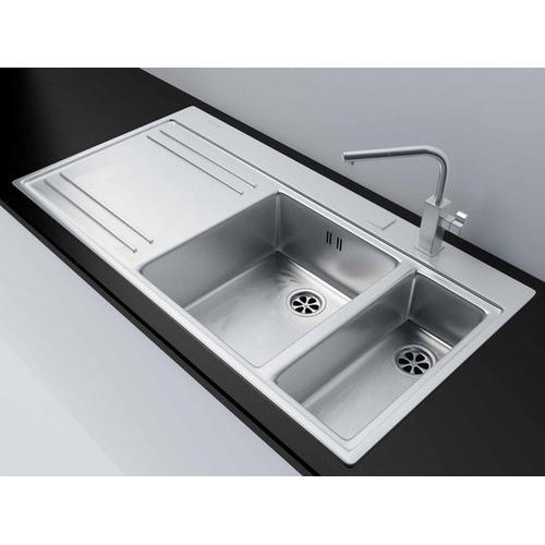 australia undermount only kitchen franke sinks double onyx bathrooms hero granite sink reece products from impact bowl