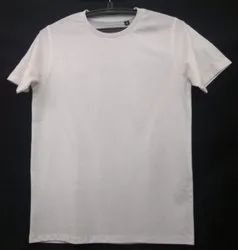 White Customized T-Shirt for Men