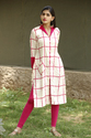 Rayon Designer Kurti With Pocket