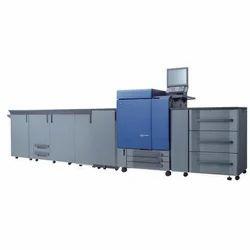 Konica Minolta Bizhub Press C8000 Printer
